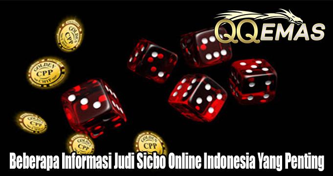Beberapa Informasi Judi Sicbo Online Indonesia Yang Penting